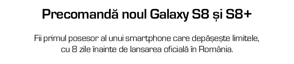 Lansare Samsung Galaxy S8 | Media Galaxy