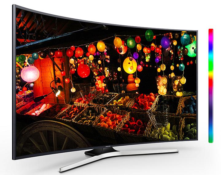 Televizor LED Smart Ultra HD, 125cm, Tizen, SAMSUNG UE50MU6102